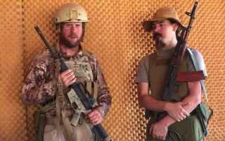 AR против АК: Обзор и тюнинг AR-15 на примере HK416
