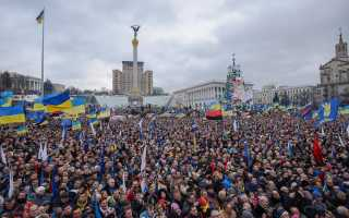 Украинский Майдан как репетиция апокалипсиса. Часть 1