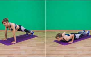 Тренировки дома: Минимум упражнений для поддержания формы