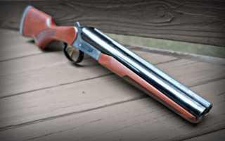 Модификация оружия: Как сделать обрез из дробовика