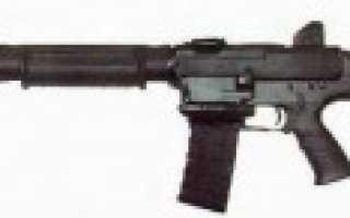 Штурмовая винтовка SR-88 / SR-88A (Сингапур)