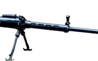 Снайперская винтовка Istiglal IST-14,5 (Азербайджан)