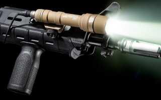 Может ли тактический фонарь спасти жизнь?