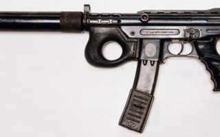 Пистолет-пулемёт «Agram 2000» (Хорватия)