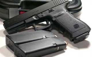 Пистолет Glock 20, 21, 22, 23, 26, 27 (Австрия)