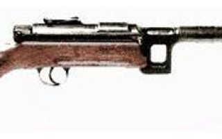 Пистолет-пулемёт Star Si35 (Испания)