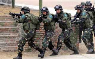 7 самых смертоносных в мире отрядов спецназа