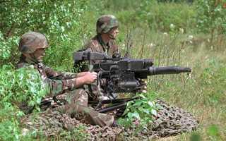 Автоматический гранатомёт Mk-19 Mod3 (США)