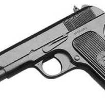 Пистолет Type 59 (Китай)