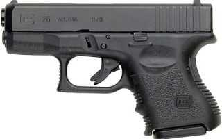 Пистолеты Glock 26 / Glock 27 (Австрия)