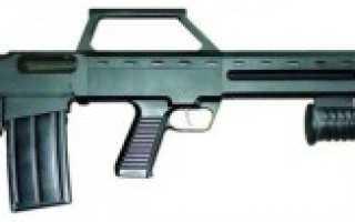 Боевое ружье Hawk (Китай)