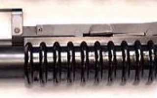 Подствольный гранатомет M203 (США)