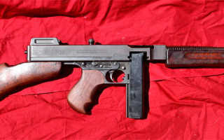 Пистолеты-пулемёты Thompson (США)