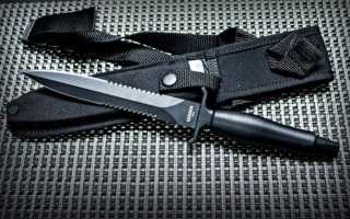 Топ-10 самых смертоносных боевых ножей и кинжалов
