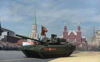 День танкиста. Второе воскресенье сентября