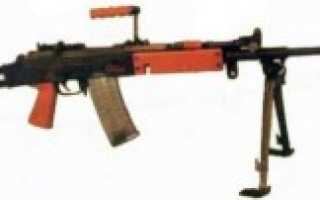 Пулемёт INSAS LMG (Индия)