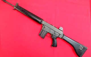 Автоматическая винтовка AR-18 (Великобритания)