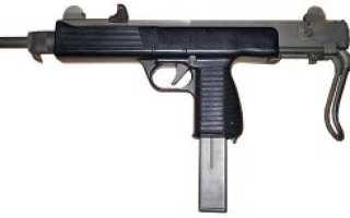 Пистолет-пулемёт Steyr MPi 69 / Steyr MPi 81 (Австрия)