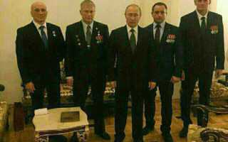 Интервью с главой первой российской частной военной компании