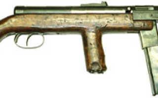 Пистолет-пулемёт Wz.39 «Mors» (Польша)