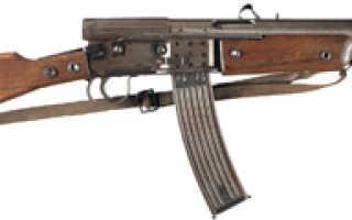 Пистолет-пулемёт VG 1-5 (Volkssturmgewehr 1-5) (Германия)
