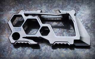 Необычный карабин-мультитул Para-Biner V2