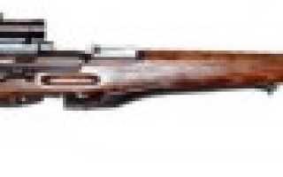 Снайперская винтовка Schmidt-Rubin K31/55 (Швейцария)