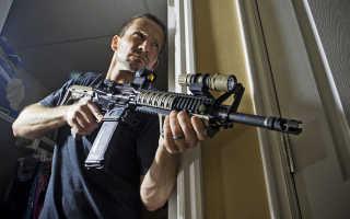 Алгоритм защиты дома: стрелять или не стрелять?