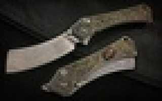 Orbit Hawk: Высокотехнологичный нож-флиппер для EDC