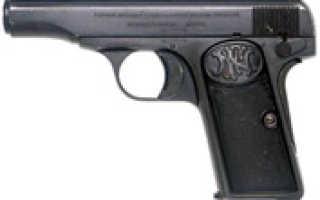 Пистолет Browning M1922 (Бельгия)