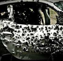 Вооружённая оборона автомобиля