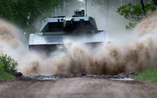 Какими будут танки будущего?