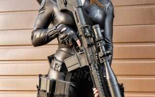 Девушки с оружием: Рыжие бестии