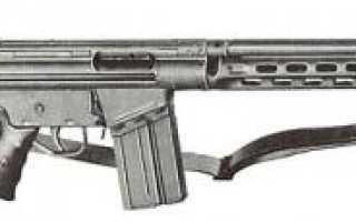 Снайперская винтовка HK G3/SG (Германия)
