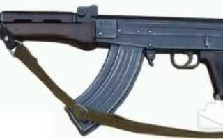 Штурмовая винтовка Type 81 (Китай)