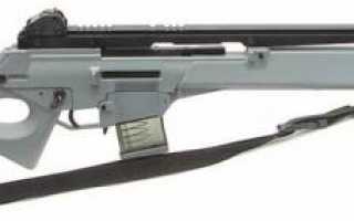 Автоматическая винтовка H&K G-8 (Германия)