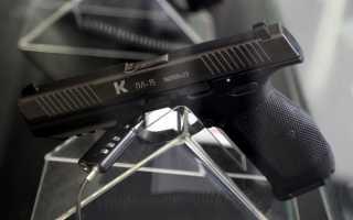 Пистолет Лебедева ПЛ-15: оружие, в которое можно влюбиться