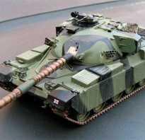 Саперный танк «Chieftain» AVRE (Великобритания)