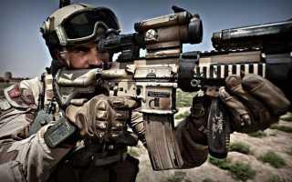 Триумф «Хеклер-Кох»: чем германская винтовка HK416 лучше американской M16?