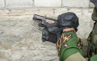 Пистолет ПСС «Вул» (Россия)