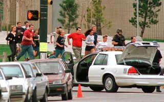 Неудавшийся массовый расстрел в Колорадо: 1 ученик погиб, 7 ранено, преступники схвачены