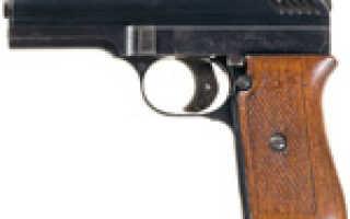 Пистолет CZ-24 / Vz.24 (Чехословакия)