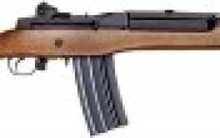 Автоматическая винтовка Ruger AC-556 / Mini-14 GB (США)