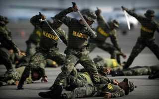 RECON —специальное подразделение военной разведки Филиппин