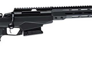 Снайперская винтовка Tikka T3 Tactical (Финляндия)