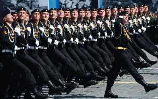 27 ноября — День морской пехоты России. «Там, где мы, там победа!»