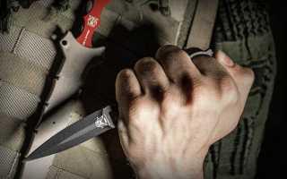 SOCP Dagger: Способы ношения ножа на одежде и снаряжении