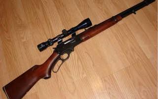 Карабин Marlin Camp Carbine Compact (США)