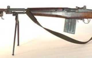 Автоматическая винтовка Beretta BM59 (Италия)