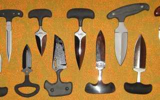 I Stick — сверхмощный тычковый нож от компании TOPS